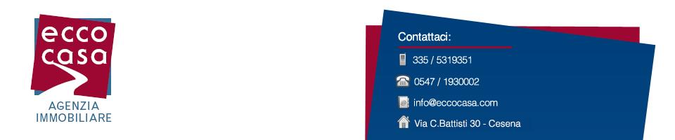 EccoCasa | Case e appartamenti in vendita e affitto a Cesena e riviera Romagnola